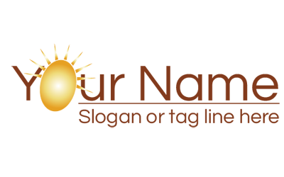 Sunshine Egg Logo