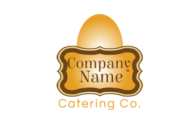 Breakfast Catering Company Logo