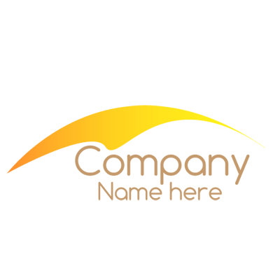 Sunset Color Shade Logo